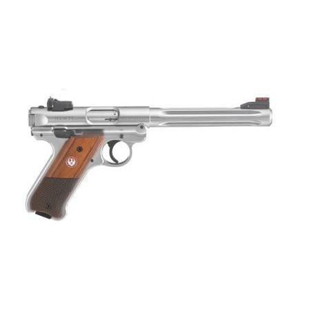 RUGER MARK IV HUNTER 22 LR